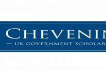 Over 4000 Chinese youths awarded UK Chevening Scholarships My Country