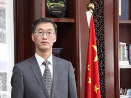 My warmest congratulations to new MNAs :Chinese envoy Yao Jing My Country
