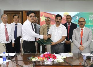 AIOU signs agreement to provide academic support to CPEC My Country