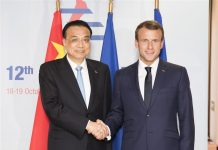 Chinese premier urges Asia, Europe to boost connectivity My Country